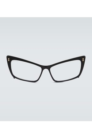 Gucci Exclusive to Mytheresa - rectangular acetate sunglasses