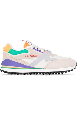 Li Ning Moment lace-up sneakers