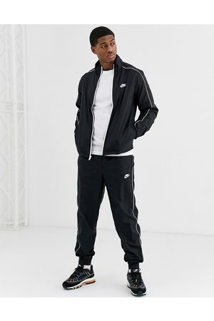Nike Woven tracksuit set in