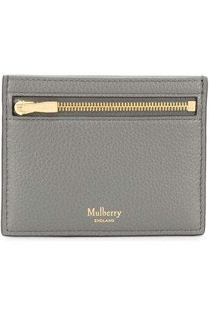 Mulberry Compact logo cardholder