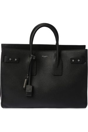 Saint Laurent Logo Slim Leather Bag