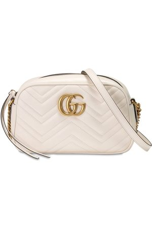 Gucci Gg Marmont Leather Camera Bag