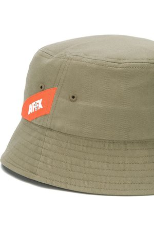 Affix Logo tag bucket hat