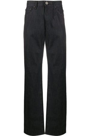 Gianfranco Ferré 2000s pre-owned wide-leg jeans