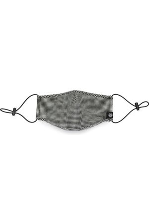 MOSTLY HEARD RARELY SEEN Gingham print face mask