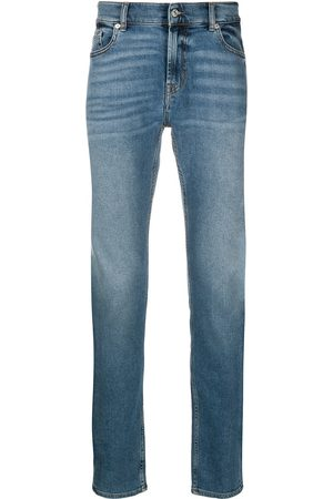 7 for all Mankind Men Skinny - Ronnie Lux Performance skinny jeans