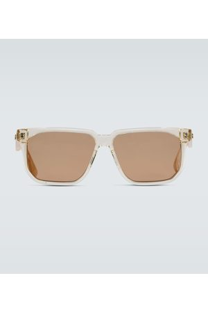 Bottega Veneta Square acetate sunglasses