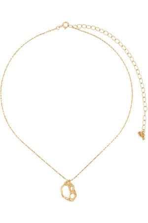Lee Antha abstract-pendant necklace