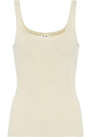 The Row Exclusive to Mytheresa – Lanna silk tank top