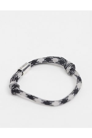 Classics 77 Rope bracelet in and grey