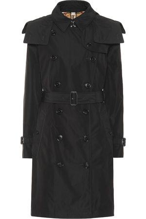 Burberry Women Trench Coats - Hooded trench coat