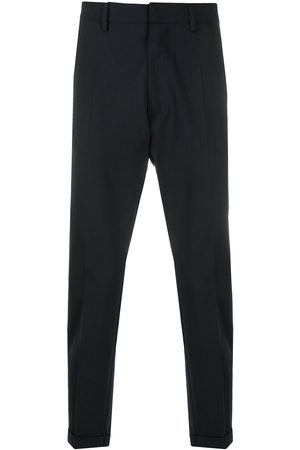 Dsquared2 Mid-rise tailored trousers