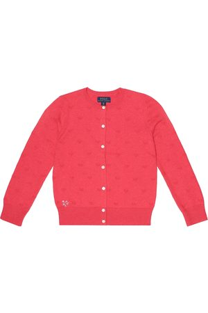 Ralph Lauren Girls Cardigans - Cotton cardigan