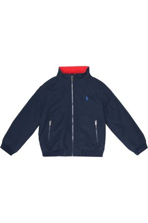 Ralph Lauren Boys Jackets - Cotton-blend jacket