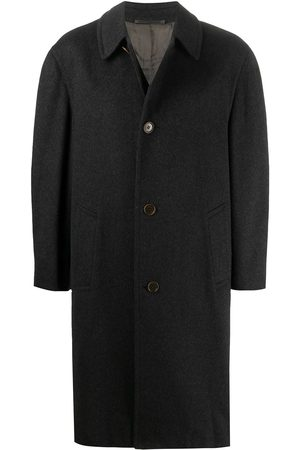 A.N.G.E.L.O. Vintage Cult 1990s buttoned below-the-knee coat
