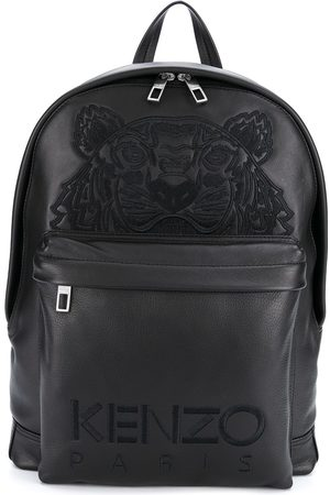 Kenzo Logo-embroidered backpack