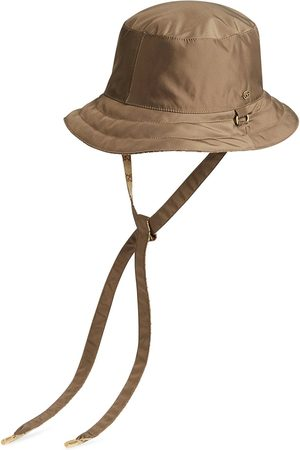 Gucci Reversible bucket hat