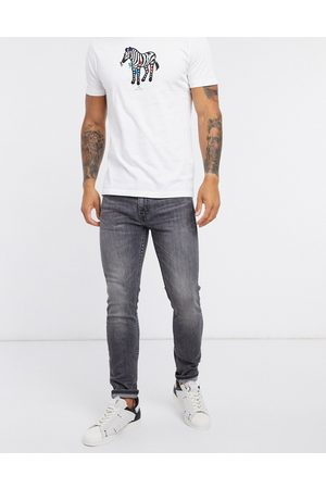 Levi's 519 super skinny Hi-Ball jeans in washed