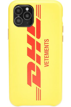 Vetements DHL Logo iPhone 11 Pro Case
