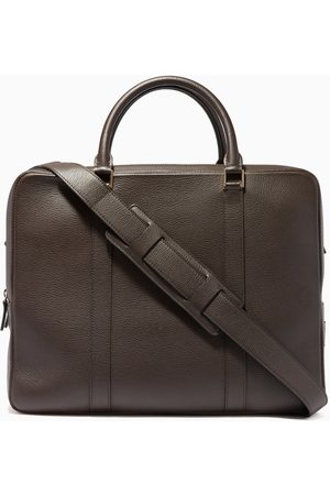 MONTROI Warfield Double Compartment Briefcase