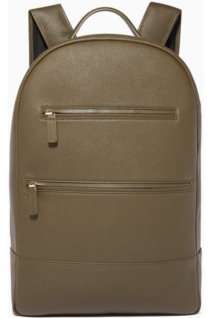 MONTROI Nomad Leather Backpack