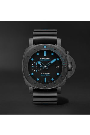 PANERAI Submersible Automatic 42mm Carbotech and Rubber Watch