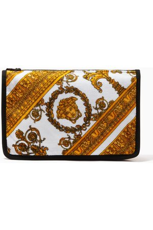 VERSACE I ♡ Baroque Large Pouch