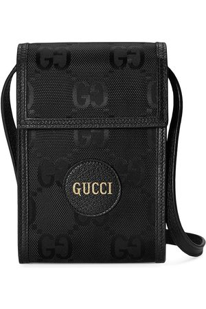 Gucci Off The Grid GG Supreme phone pouch