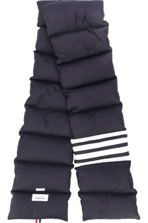 Thom Browne Stripe quilted scarf