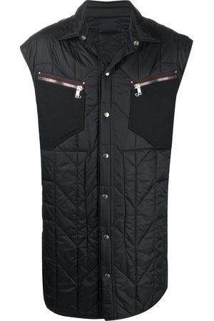 Rick Owens Quilted design gilet