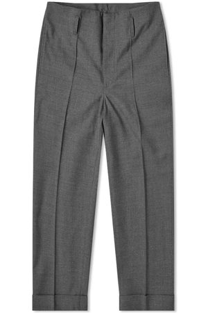 Moncler Genius Men Formal Pants - 7 Fragment Wool Pant