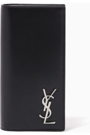 Saint Laurent Women Wallets - Monogram Continental Wallet in Smooth Leather