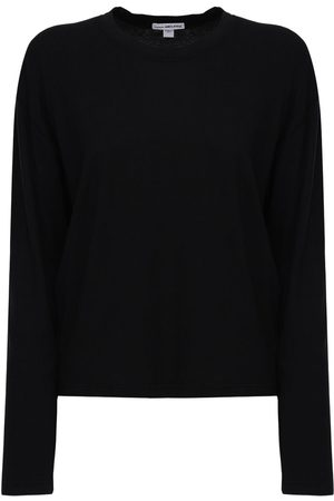 James Perse Boxy Light Cotton Jersey T-shirt