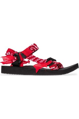 Arizona Love Women Sandals - Trekky bandana sandals