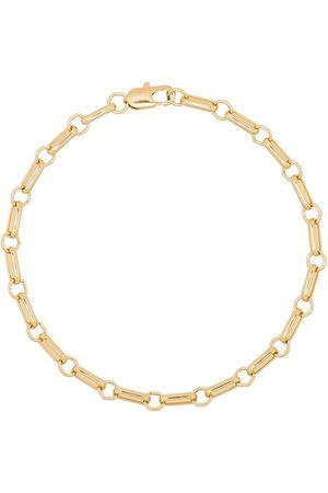 Laura Lombardi Women Body Accessories - Plated bar chain anklet