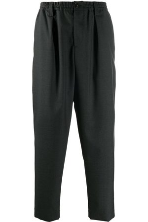 Marni Cropped tailored wool trousers