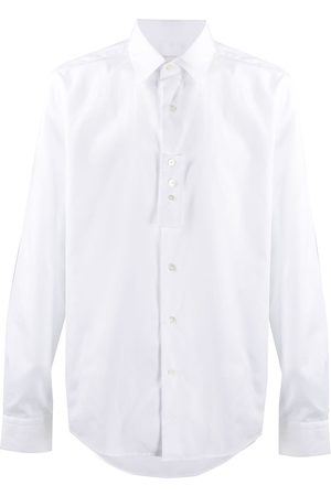 Lanvin Fitted cotton shirt