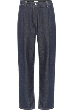 MAGDA BUTRYM Women Straight - High-rise straight jeans