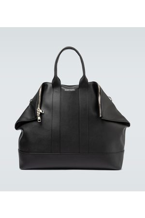 Alexander McQueen East West De Manta Shopper bag