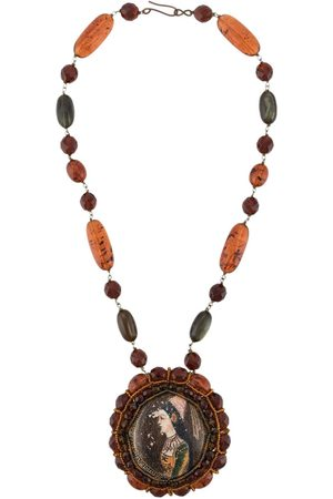 A.N.G.E.L.O. Vintage Cult 2001 beaded necklace