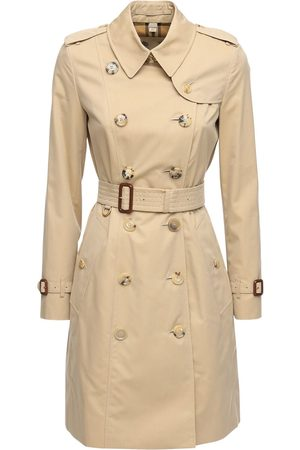 Burberry Women Trench Coats - Mid-length Chelsea Heritage Trench Coat