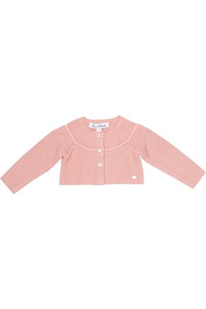 Tartine Et Chocolat Baby cotton-blend cardigan
