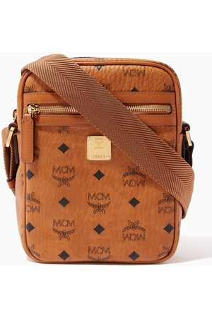 MCM Mini Crossbody in Visetos