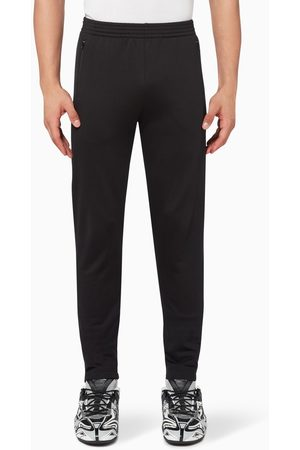 Balenciaga Slim Tracksuit Pants in Cotton Terry Jersey