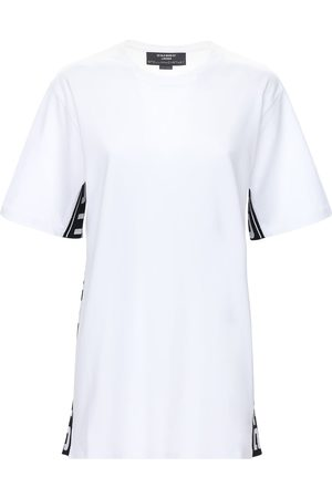 Stella McCartney Logo Print Organic Cotton T-shirt