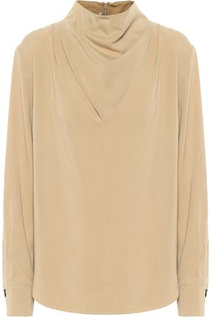 Vince Draped blouse