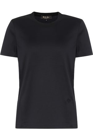 Loro Piana Girocollo cotton T-shirt