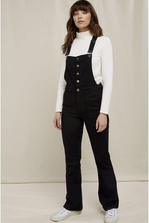People Tree Lacey Dungarees In