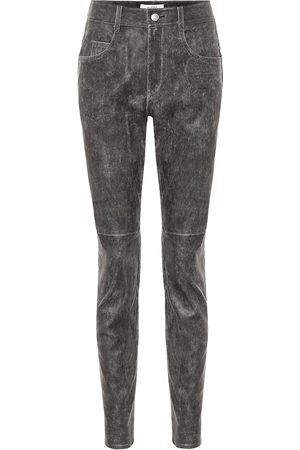 Isabel Marant, Étoile Taro high-rise skinny leather pants