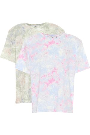 Frankie Shop Exclusive to Mytheresa – Jeanette set of 2 tie-dye T-shirts